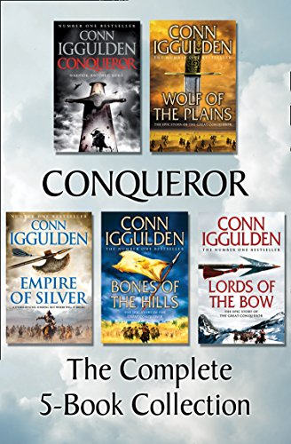 Conqueror: The Complete 5-Book Collection (English Edition) por Conn Iggulden