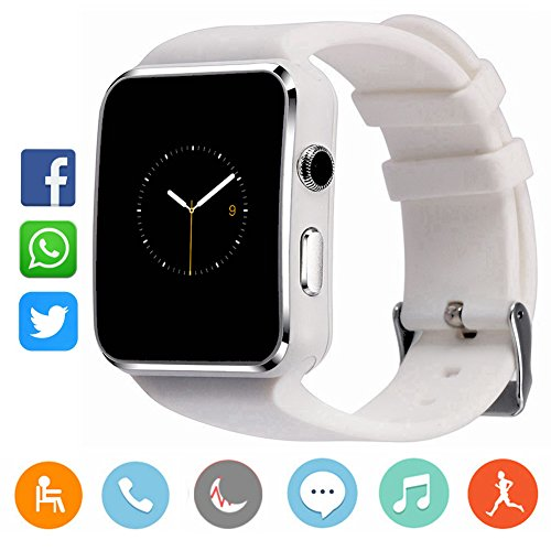 CanMixs CM03 Bluetooth Smart Watch Pulsera deportiva