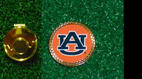 Gatormade Golf Ball Marker & Hat clip Auburn