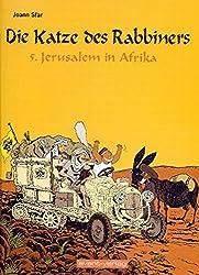 Die Katze des Rabbiners Bd.5 : Jerusalem in Afrika