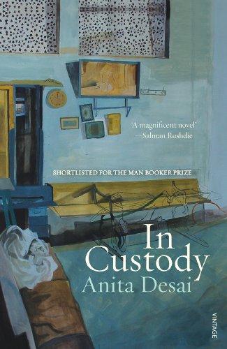 Anita Desai In Custody Ebook