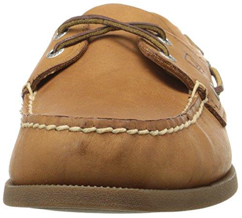 Sperry A/O 2 Eye, Chaussures bateau homme Beige (Sahara)