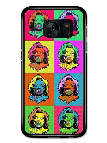 Pop Art Zombie Death Horror Design Multicoloured Style hülle für Samsung Galaxy S7