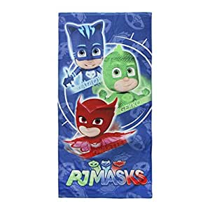PJ MASKS 2200002796–Asciugamano spiaggia e piscina