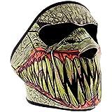 Monstermaske Skimaske Bikermaske Snowboardmaske Outdoormaske Paintballmaske Sturmhaube Neoprenmaske Faschingsmaske