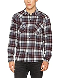 Levi's Barstow Western, Chemise Casual Homme, Gris