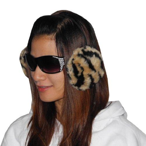 Ear Muff - Cache-oreilles -  Femme Jaune - Jaune