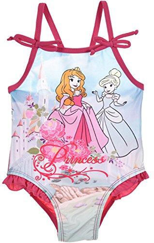 Disney - Costume - Bebè femminuccia rosa Taglia unica