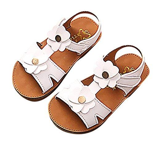 65ff8d81f5863 GongzhuMM Sandales Fille 21-30 (EU20-29) Chaussures Fille Été Chaussures