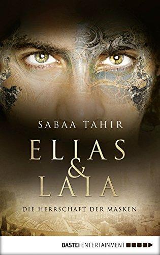 Elias & Laia - Die Herrschaft der (Erwachsene Barbara Maske)