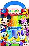 La maison de Mickey : Coffret 12 albums tout-carton