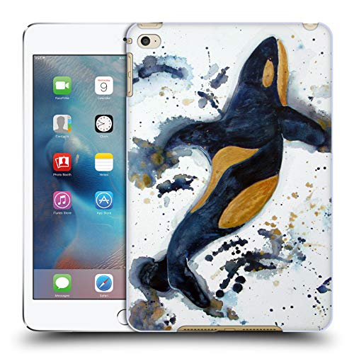 Head case designs ufficiale lauren moss orca assassina delle favole mare cover retro rigida per ipad mini 4