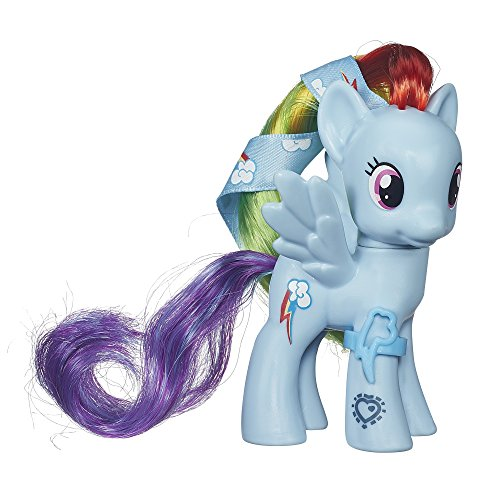My Little Pony Cutie Mark Magic Rainbow Dash Figure