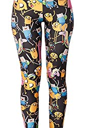 Lovelife' - Fashion Cutie Dogs Catoon Special Creative Arts Paintings Digital Print Leggings Slim One Size Multicolor