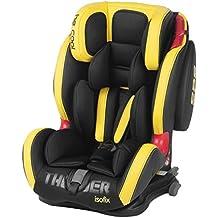 Be Cool Thunder Isofix - Asiento de coche para niño, grupo 1-2-3