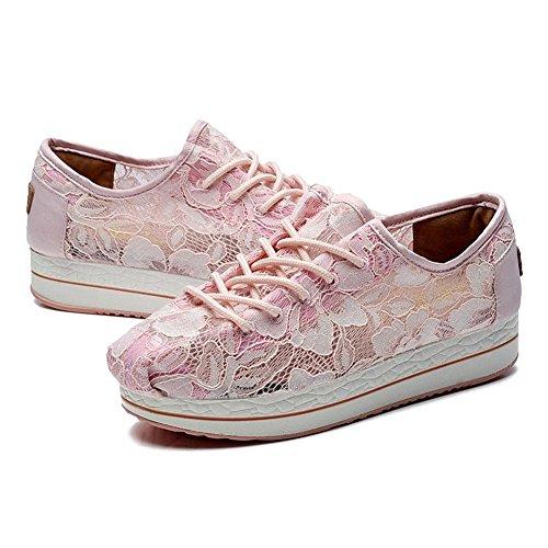 Wywq Chaussures En Toile Ajourée Chaussures Femme Chaussures Femme Zxitxohl-152430-2079551 Vente