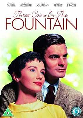 Three Coins in the Fountain [DVD] [1954] by Clifton Webb