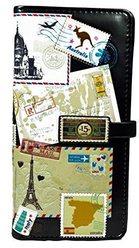 shagwear-junge-damen-geldborse-large-purse-verschiedene-farben-und-designs-retro-postkarten-collage-