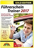 Führerschein Trainer 2017 - original amtlicher Fragebogen -