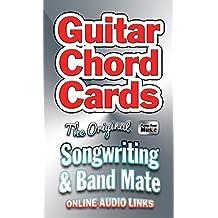 GUITAR CHORDS CARD PACK (Card Packs)