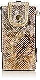 entertainbag Metallic 5EN0214MMETAM Unisex-Erwachsene Taschenorganizer 7x10x2 cm (B x H x T), Gold (metallic)