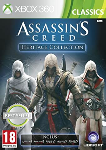 Assassins Creed Xbox - Assassin's Creed - édition
