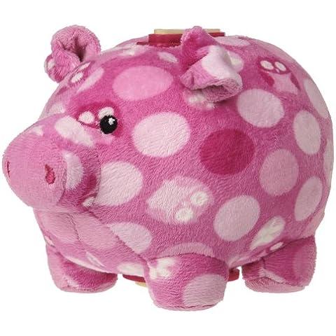 Mary Meyer Print Pizzazz Piggy Bank, 6,