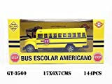 CIEFU-BUS ESCOLAR AMERICANO VEHICLE COCHE