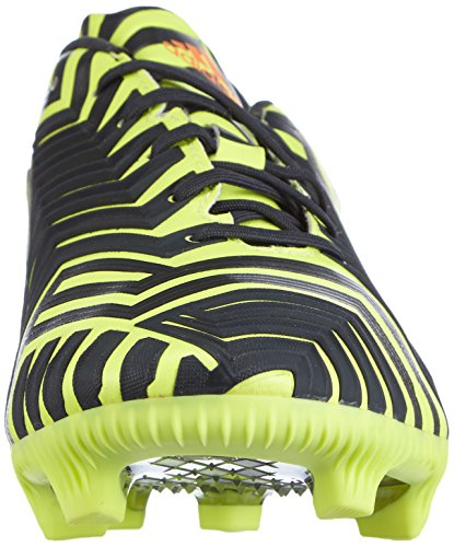 adidas Predator Instinct Firm Ground, Chaussures de Football Homme Jaune (light Flash Yellow S15/ftwr White/dark Grey)