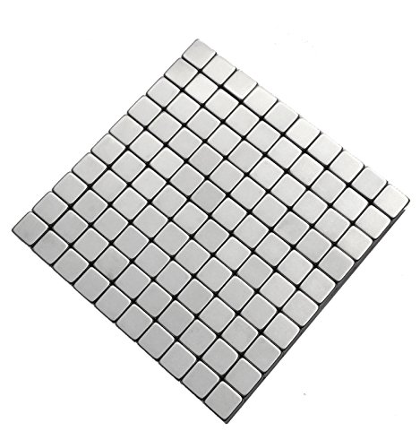 NOXXO Neodym Mini Magnet-Würfel 3mm [100 Magnete] für Kühlschrank Pinnwand Büro