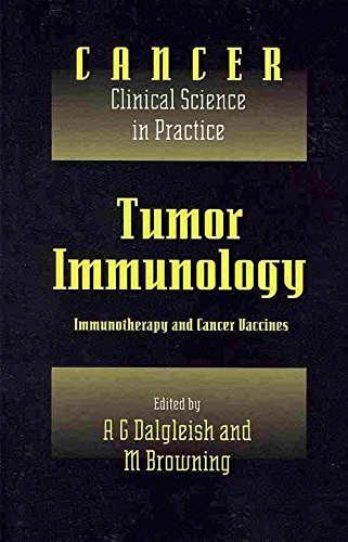[(Tumor Immunology : Immunotherapy and Cancer Vaccines)] [Edited by A.G. Dalgleish ] published on (November, 2010) par A.G. Dalgleish