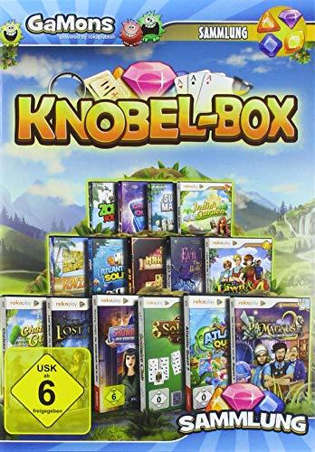 GaMons - Knobelspiel MEGA Box - 2018 (PC)