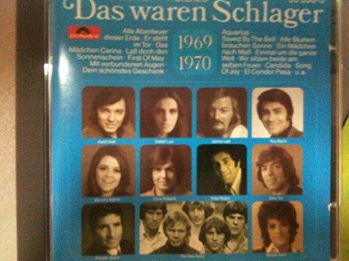 Freddy Quinn, Wencke Myhre, Roy Black, Renate Kern, Robin Gibb..