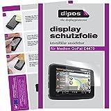 dipos I 2X Schutzfolie klar passend für Medion Gopal E4470 MD 99285 Folie Displayschutzfolie