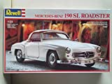 REVELL 7283 - Mercedes - Benz 190 SL ROADSTER 1/25 ( Limited Edition )
