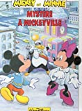 Mickey et Minnie - Mystère à Mickeyville - La Redoute, album promotionnel