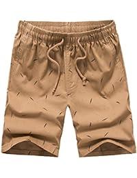 ISSHE Bañadores Natacion Hombre Bañador Surfero Corto Hombres Traje De Baño  Playa Hombre Bañadores Surferos Pantalones Cortos Baño… 1c9c907643d