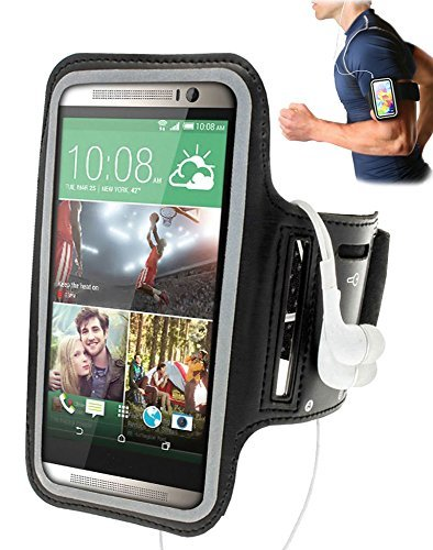 bestdealr-schwarz-fitness-sport-armbinde-armtasche-fur-videocon-infinium-x30-pro-smartphone