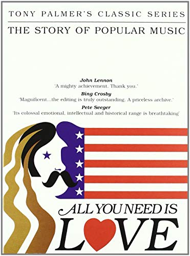 Tony Palmer - All You Need Is Love [5 DVDs] - 2008 Internationale Serie