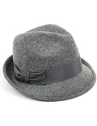 Amazon.co.uk  Hawkins - Fedoras   Trilby Hats   Hats   Caps  Clothing 7038067efc5f