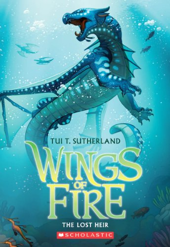 The Lost Heir (Wings of Fire) por Tui T. Sutherland