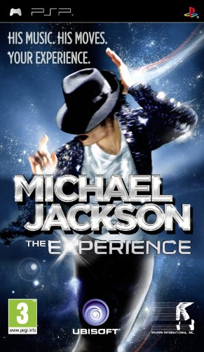 Michael Jackson: The Experience Psp