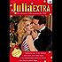 Julia Extra Band 0288: Das Glück in deinen Augen / Weihnachtstage wie im Märchen / Im schimmerndem Schein der Kerzen / Küsse mich, mein süsser Engel /