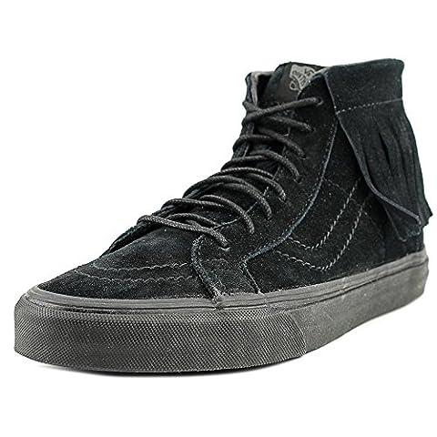 Vans Sk8 Hi Moc Schuhe 7,5 black