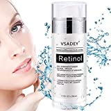Retinol Face Cream with Hyaluronic Acid & Vitamin E High Strength 2.5% Retinol