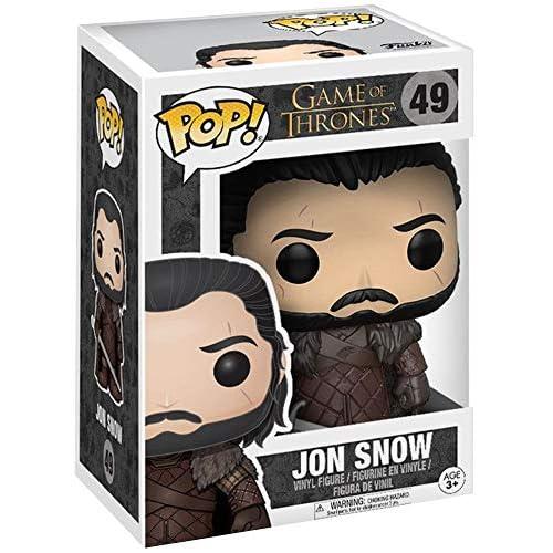 Funko - POP! Vinilo Colección Juego de tronos - Figura Jon Snow (12215) 4
