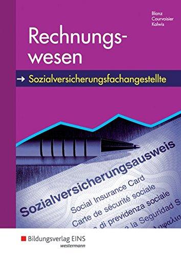 Rechnungswesen: Sozialversicherungsfachangestellte: Schülerband