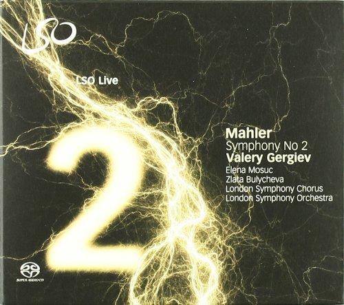 Preisvergleich Produktbild Gustav Mahler: Sinfonien Nr. 2 & Adagio aus Nr. 10