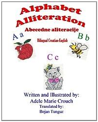 Alphabet Alliteration Bilingual Croatian English