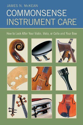 Commonsense Instrument (Strings Guide)